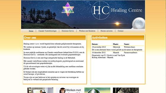 Healing Centre.be